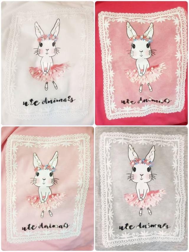 芭蕾兔兔上衣