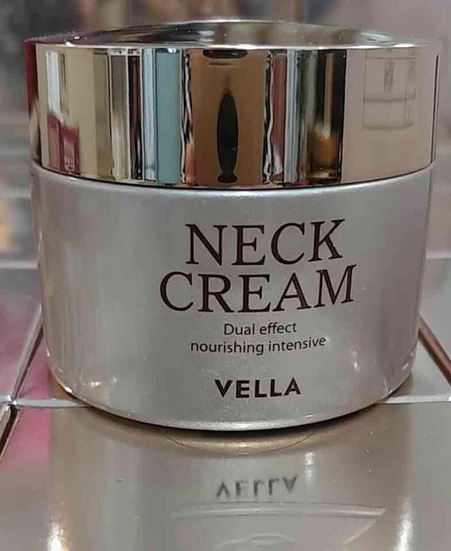 韓國正品Vella 頸霜 Neck Cream(加進美白+抗皺)