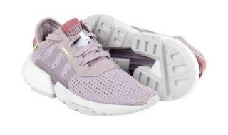 H-ADIDAS POD S3.1 boost 運動鞋 紫色