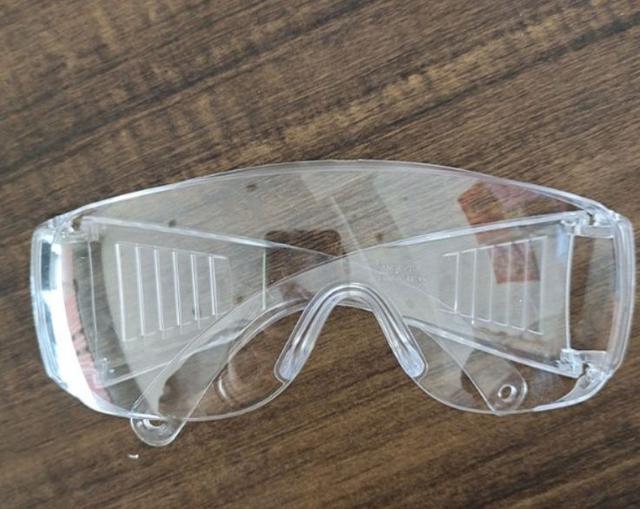 升級款pc料百葉鏡護目鏡