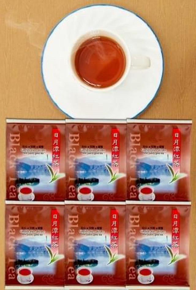 魚池-台茶1⃣8⃣號(紅玉紅茶)