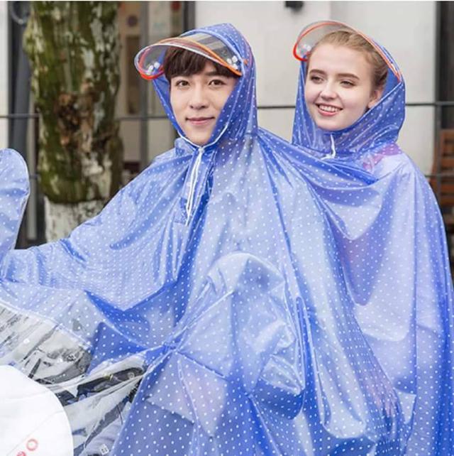 雙人款機車雨衣