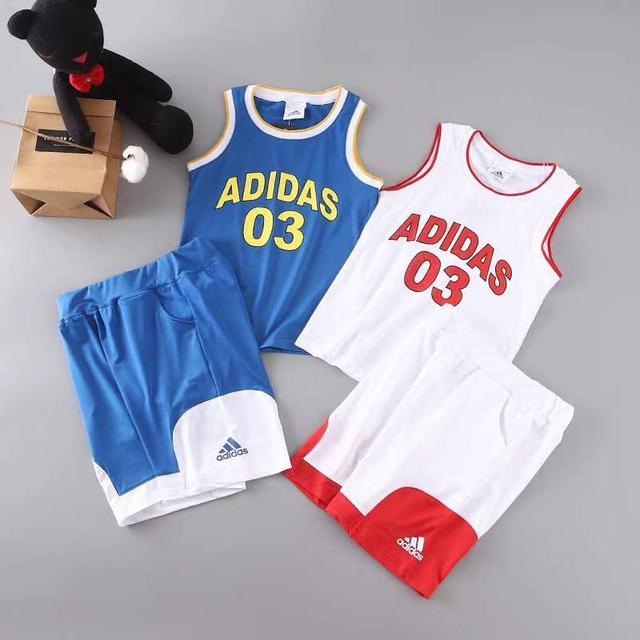 精品Adidas童裝球衣套裝