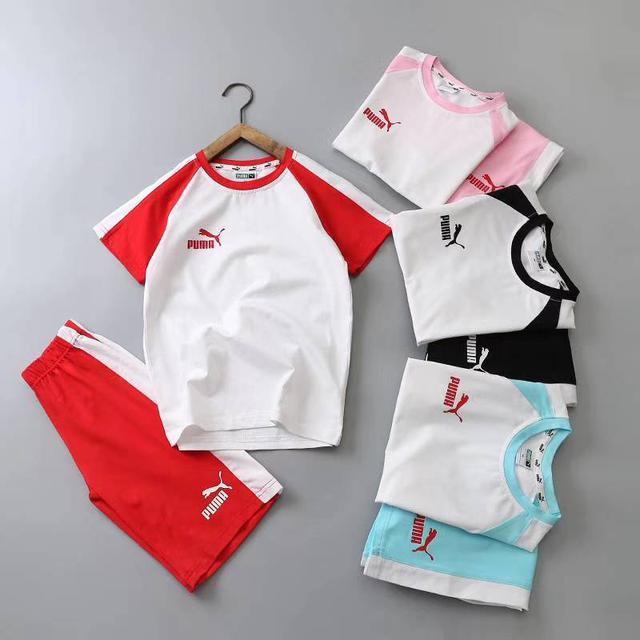 精品Puma童裝套裝超高品質超高CP值