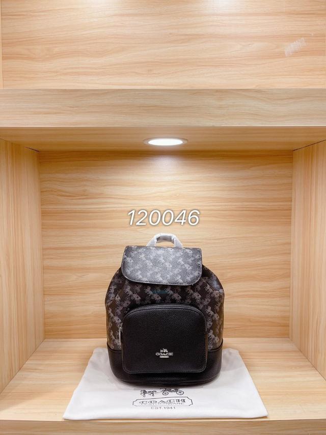 COACH 馬拉車 蔻馳 雙肩包🎒 ❤頂級品質120046