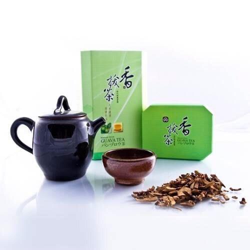 林內特產-香拔茶,罐裝:150公克±0.5公克