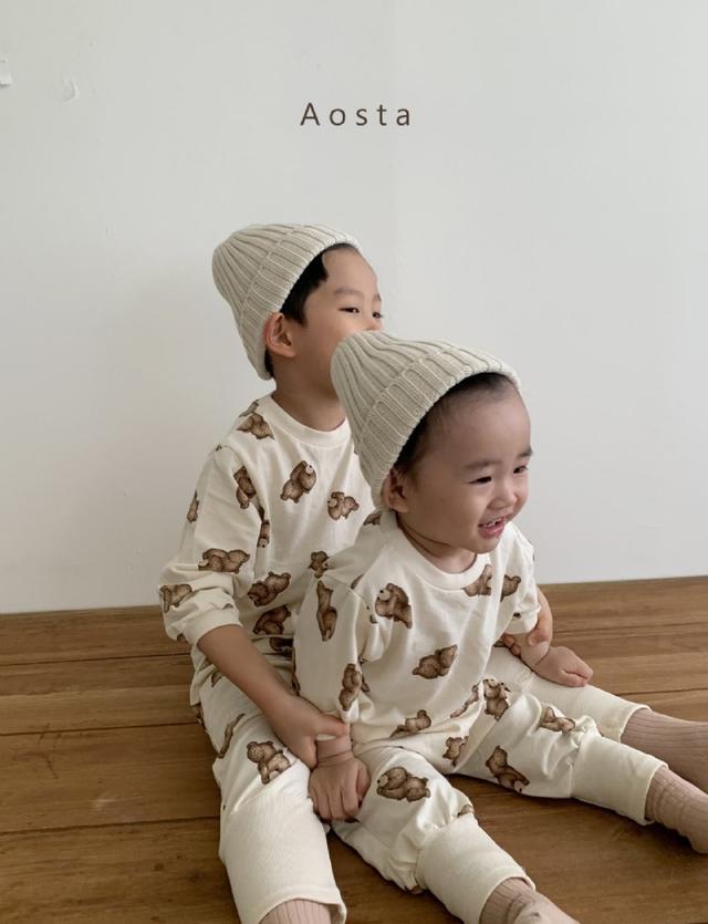 Aosta秋季長袖衛衣