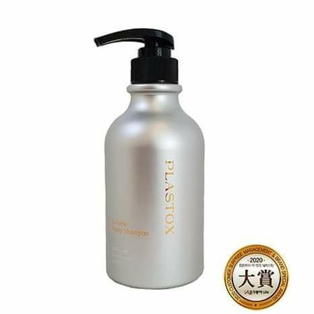 韓國PLASTOX頭皮滋養洗髮乳500ml(乳液質地)