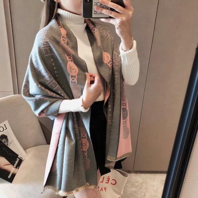 [預購] 2020秋冬保暖圍巾披肩