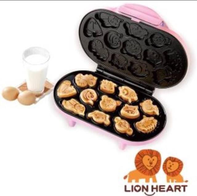 Lion Heart 獅子心 營養十二生肖蛋糕機 LCM-139