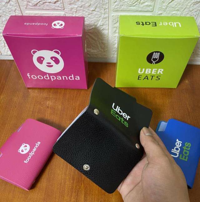 (預購S) P130 - 超夯創意外送平台卡片夾