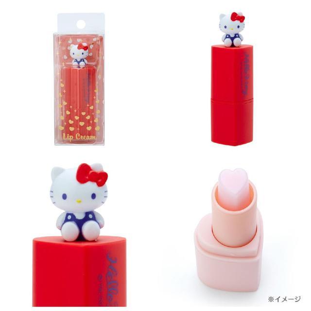 10月日本直送 三麗鷗 冬季限定 卡通人物造型 愛心護脣膏 3g