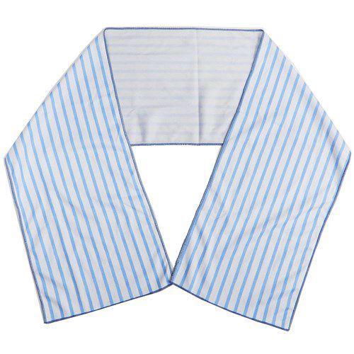 條紋 涼感巾 毛巾