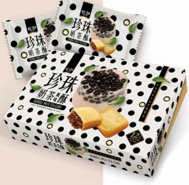珍珠奶茶風味酥(12入)