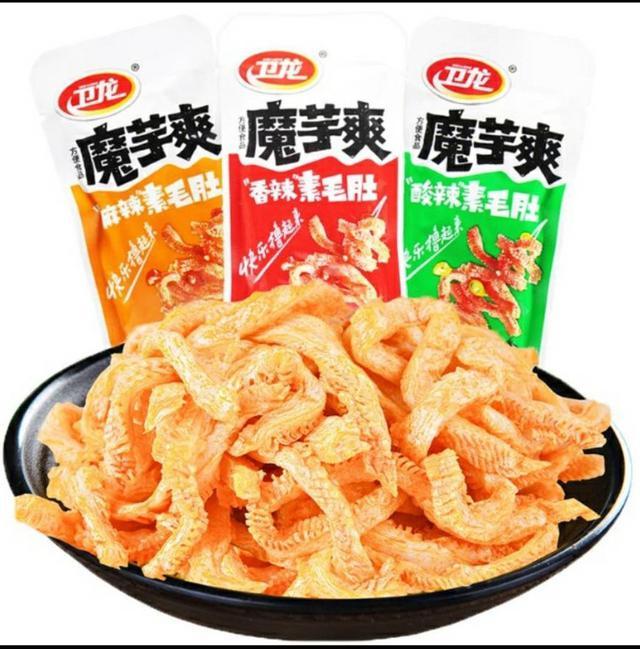 大陸食品零食(魔芋爽)