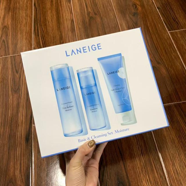 LANEIGE蘭芝水庫套盒6件套