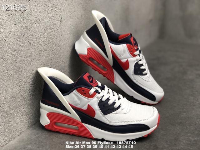 耐克 Nike Air Max 90 FlyEase OG  貨號:CU0814布鞋