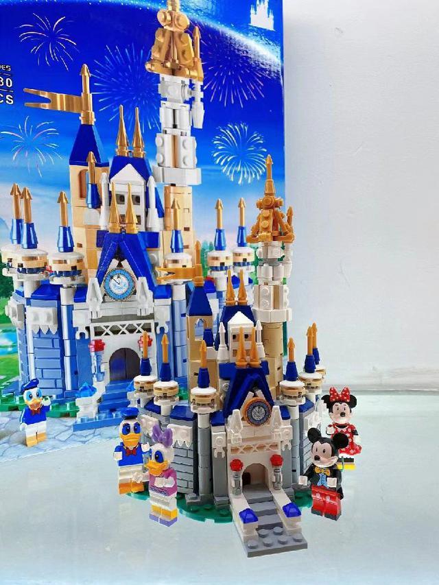 大號樂高小城堡🏰
