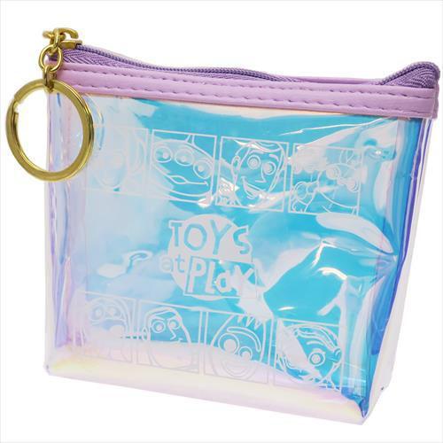 玩具總動員 零錢包 極光 小包