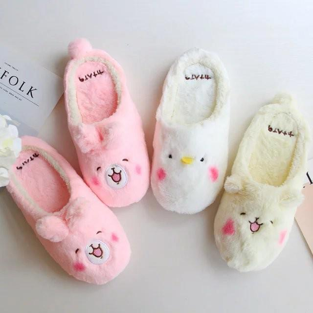 預購~卡娜赫拉的小動物 軟棉棉半包跟拖鞋 kanahei家居拖鞋(T)