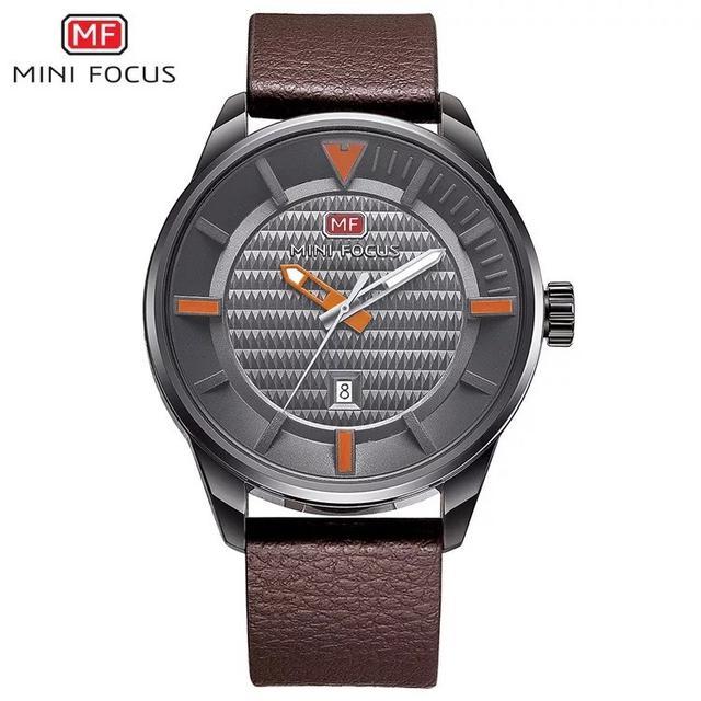 預購 - Mini Focus 精品手錶 咖啡色