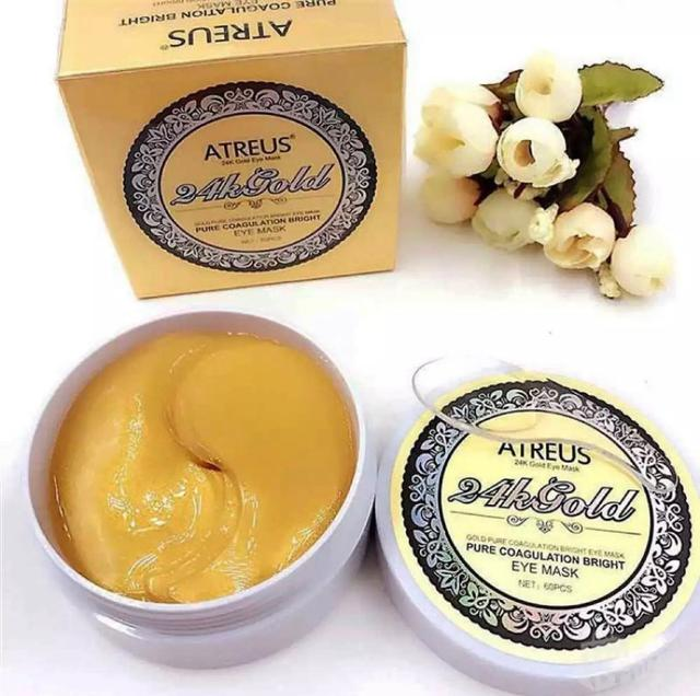 Atreus 24K黃金眼膜(60入)