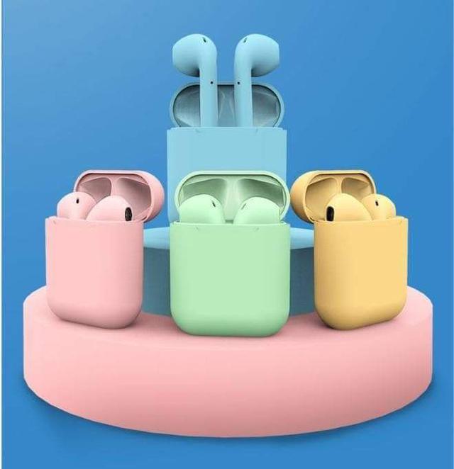 (預購)藍牙5.0觸控雙耳無線耳機