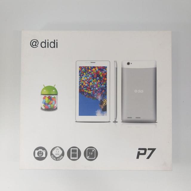 福利機@didi 平板P7 ,  3G /  7吋