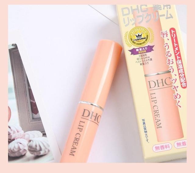 日本製 DHC純橄欖護唇膏