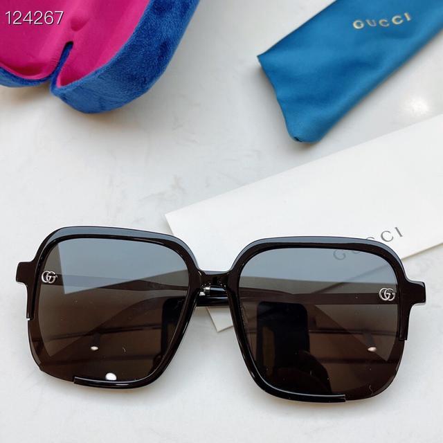 【GUCCI】古馳眼鏡 GG0822  ✨✨  !size:55口18-145 #墨鏡
