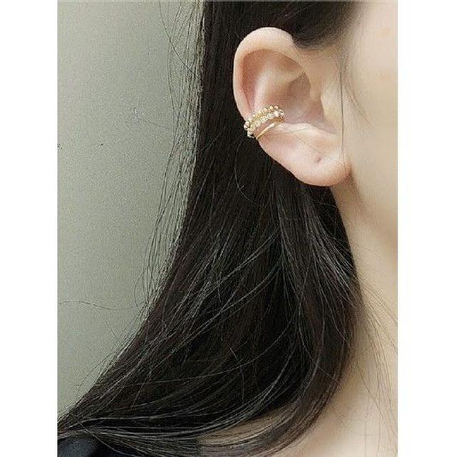 🌟預購🌟正韓簡約三層耳骨夾