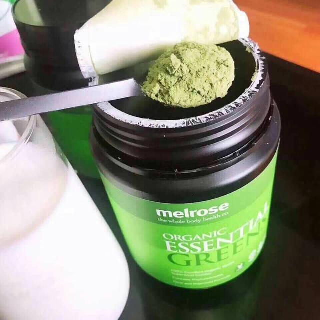 澳洲melrose綠植精萃粉 全能綠瘦子