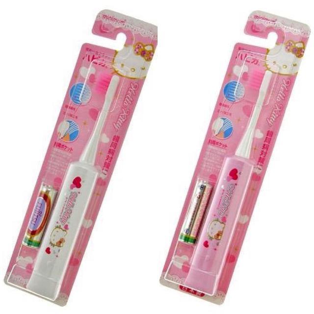 日本電動牙刷hapika 哈皮卡 迪士尼系列