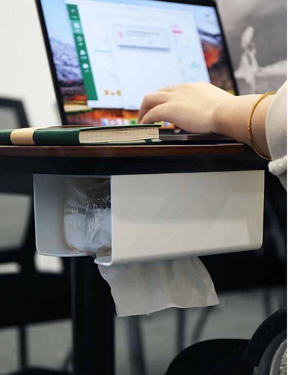(預購e) 無痕貼抽壁掛式衛生紙盒