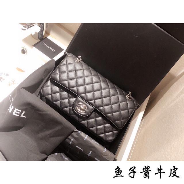香奈兒Chanel 香奶奶家 一年四季cf菱格高純度五金不褪色 專櫃原版開模版型超正👍斜跨包