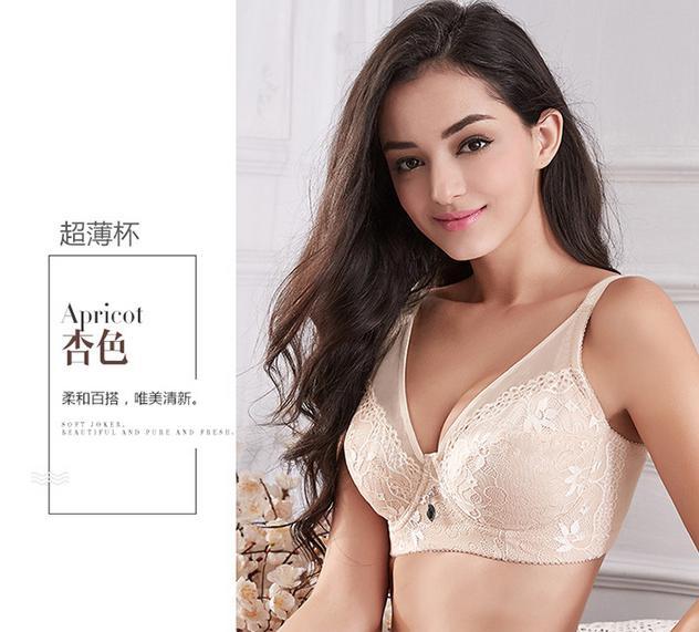 性感舒適蕾絲胸罩