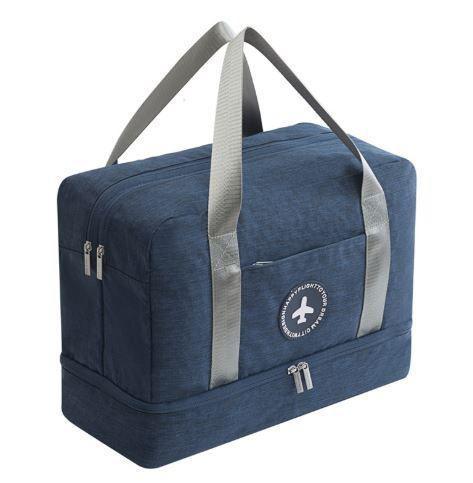 限量出遊必備 乾濕分離手提旅行小物收納包