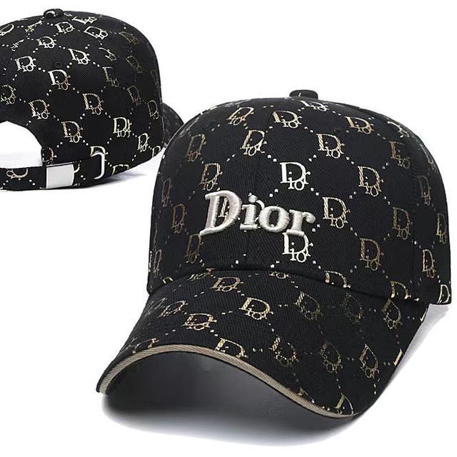 2020新款鴨舌帽男女潮牌D奧棒球帽時尚運動百搭旅遊防曬帽子
