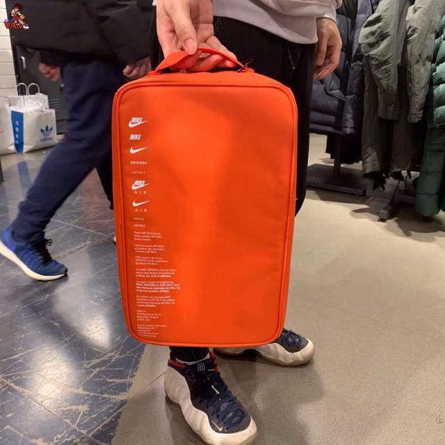 NIKE SHOE BOX BAG耐克 鞋袋鞋盒健身包运动休闲手提包男女户外旅行收纳包