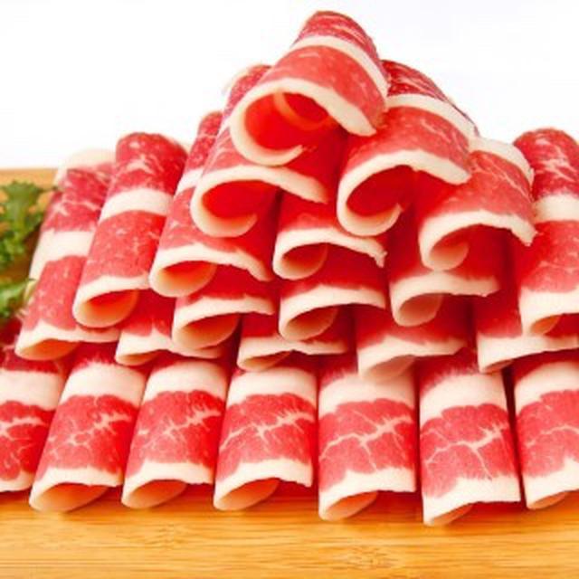 真島水產 美國五花牛肉片盒300公克