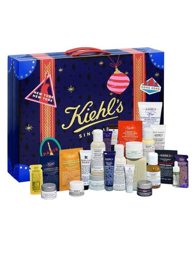Kiehl's契爾氏年度聖誕節大禮盒