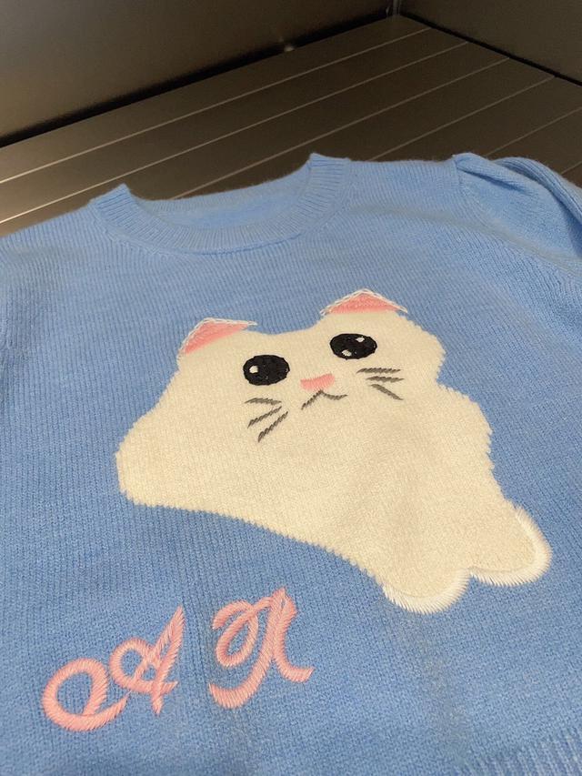 miu小貓咪毛衣
