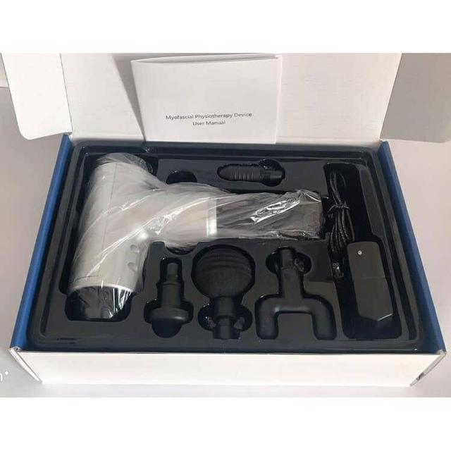 『現貨』JH-320液晶智能6檔筋膜按摩槍(不挑色)