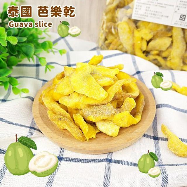泰國 Guava slice 芭樂乾 1kg