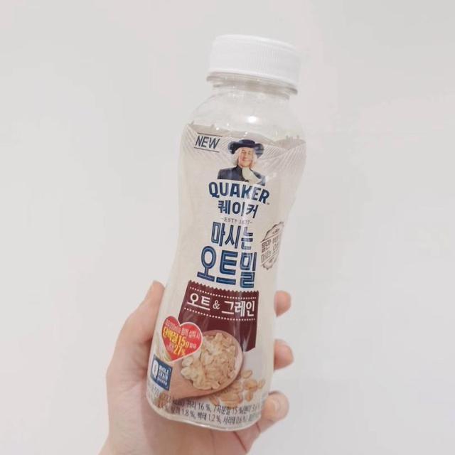 韓國隨身燕麥杯豐富穀物好吃低卡