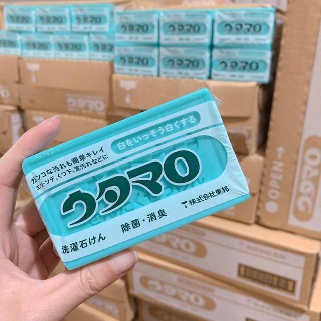 現貨日本 utamaro 魔法家事洗衣皂