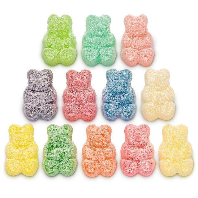 廠現 美國 Albanese 艾爾巴軟糖 100g 12種小熊