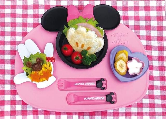 日本迪士尼兒童餐盤