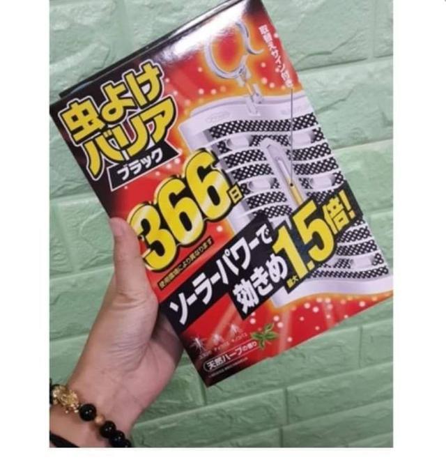 日本366日防蚊掛