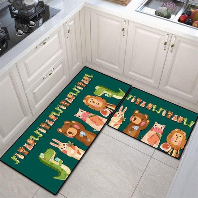 童趣動物PATTY法蘭絨地毯